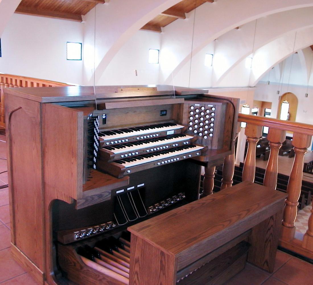Allen Q300 - St. John Bosco Roman Catholic, Miami, FL