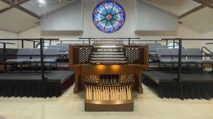Faith Lutheran, Naples, FL RL-90 - Florida's first Four-Manual Allen Organ with APEX Technology by Allen.